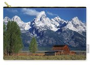 Moulton Barn Tetons Carry-all Pouch