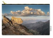Mount Laguna Rocks And Sunset Carry-all Pouch