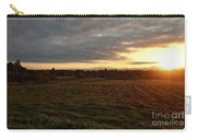Mount Mansfield September Sunrise Seven Carry-all Pouch