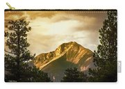 Mount Pagosa Gold Carry-all Pouch