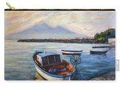 Mount Vesuvius Carry-all Pouch