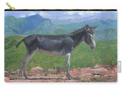 Mountain Donkey  Carry-all Pouch