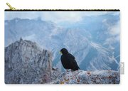 Mountain Jackdaw Carry-all Pouch