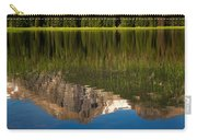 Mountain Reflection In Beirstadt Lake Carry-all Pouch