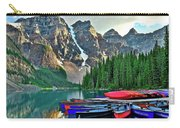 Mountain Tranquility Carry-all Pouch