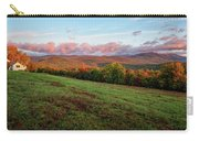 Mountain View Carry-all Pouch by Jeff Sinon