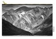 Mountains At Pangong Carry-all Pouch by Whitney Goodey