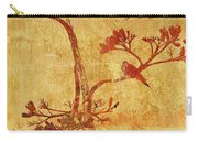 Mourning Dove In The Morning Carry-all Pouch