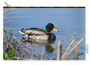 Mr Duck Carry-all Pouch
