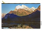 Mt Rundle Carry-all Pouch