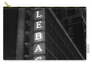 Muehlebach Hotel Kansas City Carry-all Pouch