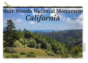 Muir Woods National Monument California Carry-all Pouch