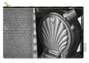 Mutoscope Fine Art Dual Image Carry-all Pouch