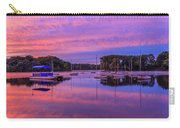 Mystic Lake Sunrise Carry-all Pouch