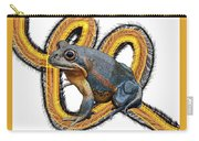 N Is For Northern Banjo Frog Carry-all Pouch