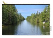 Narrow Cut On The Trent Severn Waterway Carry-all Pouch