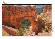 Natural Bridge - Bryce Canyon - Utah Carry-all Pouch