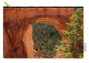 Natural Bridge - Bryce Canyon - Utah - Vertical Carry-all Pouch