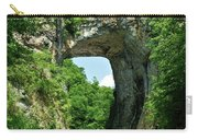 Natural Brige  Carry-all Pouch