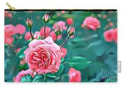 Naturalness And Flowers 31 Carry-all Pouch