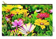 Naturalness And Flowers 35 Carry-all Pouch