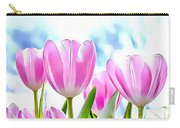 Naturalness And Flowers 40 Carry-all Pouch