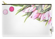 Naturalness And Flowers 42 Carry-all Pouch