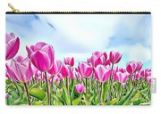 Naturalness And Flowers 48 Carry-all Pouch