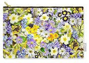 Naturalness And Flowers 54 Carry-all Pouch