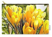Naturalness And Flowers 56 Carry-all Pouch