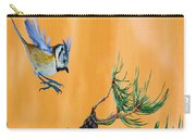 Nearsighted Bird 2 Carry-all Pouch