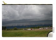 Nebraska Supercell 009 Carry-all Pouch by Dale Kaminski