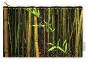 New Bamboo Shoot Carry-all Pouch