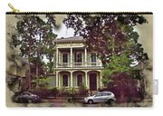 New Orleans Home In Watercolor Carry-all Pouch