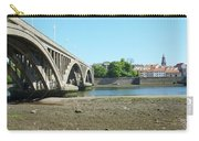 new road bridge across river Tweed at Berwick-upon-tweed Carry-all Pouch