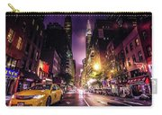 New York City Street Carry-all Pouch