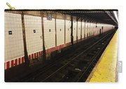 New York City Subway Line Carry-all Pouch