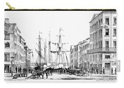 New York Docks, 1856 Carry-all Pouch