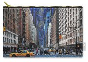 New York Street Traffic Carry-all Pouch