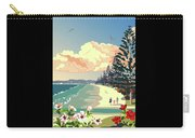 New Zealand Orewa Beach Carry-all Pouch