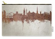 Newcastle England Rust Skyline Carry-all Pouch