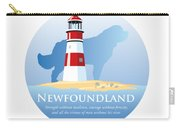 Newfoundland Pride Carry-all Pouch