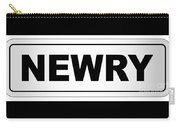 Newry City Nameplate Carry-all Pouch