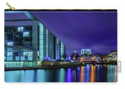 Night In Berlin Carry-all Pouch by Dmytro Korol