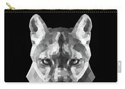 Night Mountain Lion Carry-all Pouch