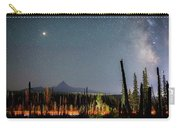 Night On Santiam Pass Carry-all Pouch
