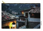 Night Village, Mallorca Carry-all Pouch