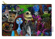 Nightmare Before Christmas Carry-all Pouch