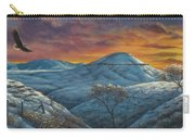 No Place Like Home Carry-all Pouch by Kim Lockman