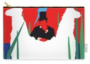 No1048 My Doctor Dolittle Minimal Movie Poster Carry-all Pouch